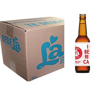 Caja de 12 Botellas LA IBERICA