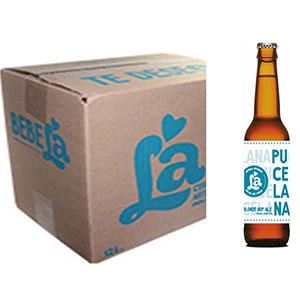 Caja 12 Botellas LA PUCELANA