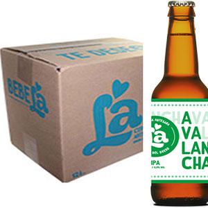 Caja 12 Botellas LA AVALANCHA